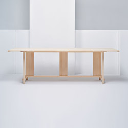 Clerici Table | MC10 | Tables de réunion | Mattiazzi