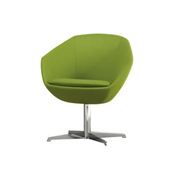 Fleur 1510 PO b13g | Visitors chairs / Side chairs | Cizeta | L'Abbate