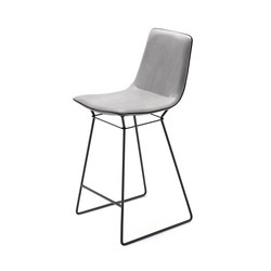 Amelie Kitchen Stool High | Taburetes de bar | Freifrau Sitzmöbelmanufaktur