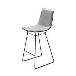 Amelie Counter Stool High | Taburetes de bar | Freifrau Sitzmöbelmanufaktur