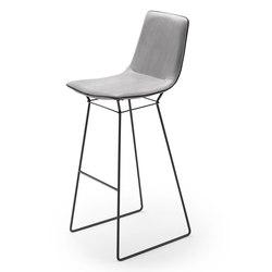 Amelie | Barstool High | Bar stools | Freifrau Sitzmöbelmanufaktur