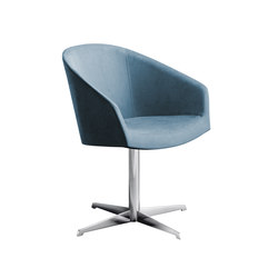 Gaba 1540 PO b13g | Visitors chairs / Side chairs | Cizeta | L'Abbate