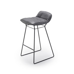 Leya Counter Stool Low | Barhocker | Freifrau Sitzmöbelmanufaktur