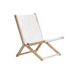 Tack lounger | Garden armchairs | DVELAS