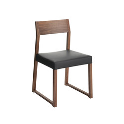 Linea 1001 SE | Visitors chairs / Side chairs | Cizeta