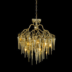 Hollywood icicles chandelier | Lámparas de techo | Brand van Egmond