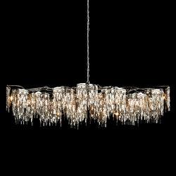 Arthur chandelier oval | Lustres suspendus | Brand van Egmond