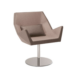 Prisma 1670 PO b01g | Visitors chairs / Side chairs | Cizeta | L'Abbate