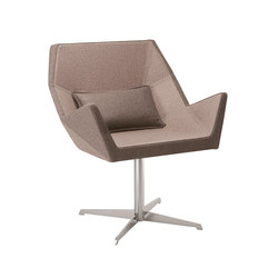 Prisma 1670 PO b13g | Visitors chairs / Side chairs | Cizeta | L'Abbate