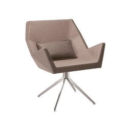 Prisma 1670 PO b14g | Visitors chairs / Side chairs | Cizeta | L'Abbate