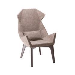 Prisma 1671 PO b98f | Lounge chairs | Cizeta | L'Abbate