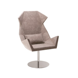 Prisma 1671 PO b01g | Lounge chairs | Cizeta