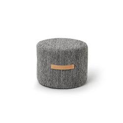 Björk stool low | Poufs / Polsterhocker | Design House Stockholm