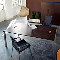 Diamond Executive | Individual desks | Sinetica Industries