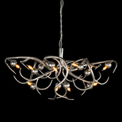 Eve chandelier oval | Lámparas de techo | Brand van Egmond