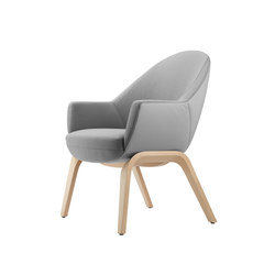 S 835 | Poltrone lounge | Thonet
