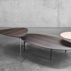 Solo T2 15.004.01 | Coffee tables | Kettnaker