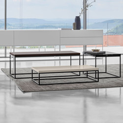 Solo T3 16.001.05 | Coffee tables | Kettnaker
