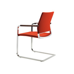 S 95 PF | Visitors chairs / Side chairs | Gebrüder T 1819