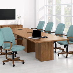 Arrowood Table | Conference tables | National Office Furniture