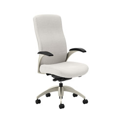 Aurora Desk - High Back | Management chairs | National Office Furniture