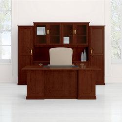 Barrington Desk | Escritorios ejecutivos | National Office Furniture