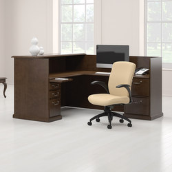 Barrington Desk | Schreibtische | National Office Furniture