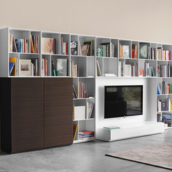 Alea Living | Wall storage systems | Kettnaker
