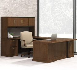 Barrington Desk | Executive desks | National Office Furniture