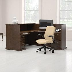 Barrington Desk | Tavoli da ingresso | National Office Furniture