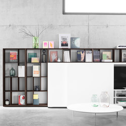 Alea Living 15.006.02 | Wall storage systems | Kettnaker