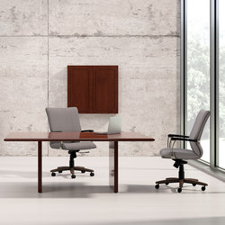 Barrington Desk | Contract tables | National Office Furniture