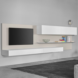 Alea Living 16.002.02 | Multimedia sideboards | Kettnaker