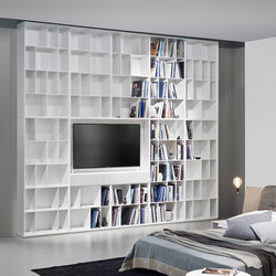 Alea Living 16.003.01 | Wall storage systems | Kettnaker
