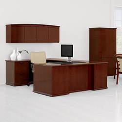 Captivate Desk | Executive desks | National Office Furniture