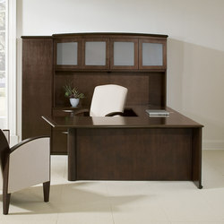 Captivate Desk | Scrivanie direzionali | National Office Furniture