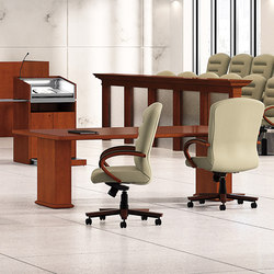 Captivate Desk | Meeting room tables | National Office Furniture
