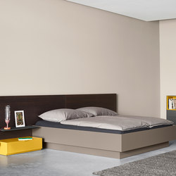 Bed B3 14.002.01 | Double beds | Kettnaker