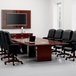 Captivate Table | Mesas de conferencias | National Office Furniture