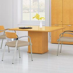 Captivate Table | Meeting room tables | National Office Furniture