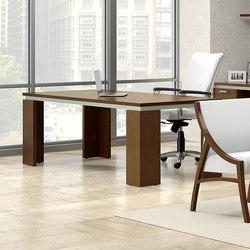 Casbah Desk | Escritorios individuales | National Office Furniture