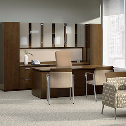 Casbah Desk | Bureaux de direction | National Office Furniture