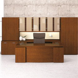 Casbah Desk | Executive desks | National Office Furniture