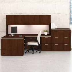 Casbah Desk | Individual desks | National Office Furniture