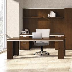 Casbah Desk | Escritorios ejecutivos | National Office Furniture