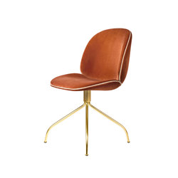 Beetle Chair – swivel base | Sièges visiteurs / d'appoint | GUBI
