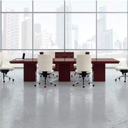 Casbah Table | Conference tables | National Office Furniture
