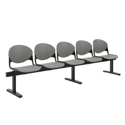Cinch Guest Five Seat Beam | Sillería para auditorios | National Office Furniture