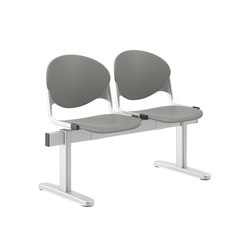 Cinch Guest Two Seat Beam | Sièges d'auditorium | National Office Furniture