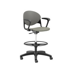 Cinch Task Stool | Sièges assis-debout | National Office Furniture